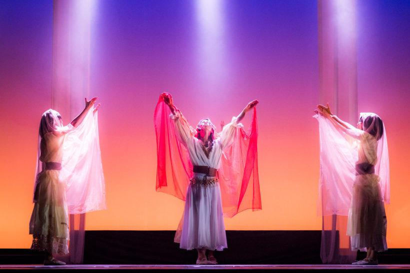 castalia第2回公演太陽の神殿7