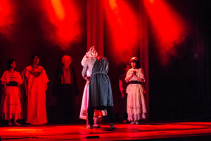 castalia第2回公演太陽の神殿1