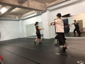メモリー、ダンス2