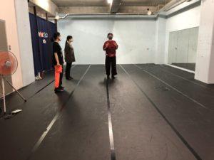 グループ分けダンス