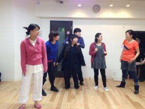 CANGE!練習2