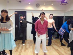 castalia第1回公演CANGE!稽古場1